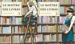 le maitre des livres tomes 1 et 2