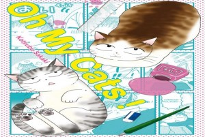 oh my cats komikku cover