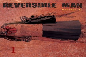 reversible man 1 cover