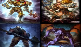 smite concours 4 dieux
