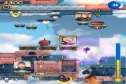 sonic jump fever screen 3