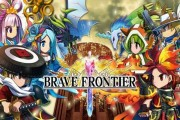 Brave frontier review logo