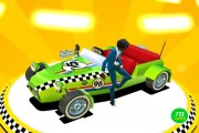 Crazy Taxi City Rush Interview Screen 1