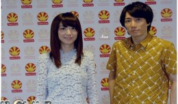 Moumoon Interview Japan Expo 2014 logo