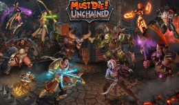 Orcs Must Die ! Unchained Logo