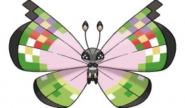 Prismillon motif fantaisie pokemon x