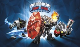Skylanders Trap Team Dark Edition Logo