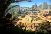 Sniper Elite 3 test review logo