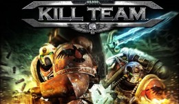 Warhammer 40k kill team review logo