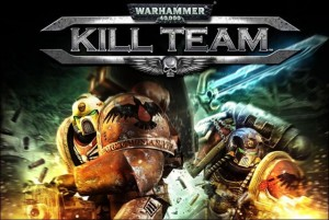 Warhammer 40k kill team review logo
