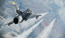 ace combat infinity rafale white tiger