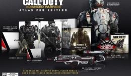 call of duty advance warfare atlas pro edition