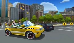 crazy taxi city rush launch screen 3