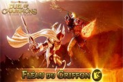 might & magic fleau du griffon