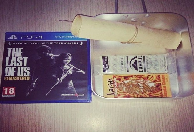 the last of us remastered press kit