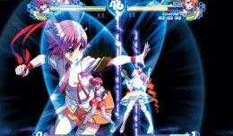 Arcana Heart 3 Love Max Screen Logo