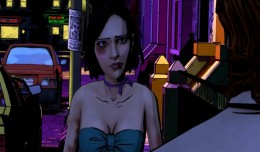 The Wolf Among Us Bonsoir vous