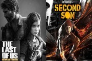 Concours NGamz TLOU Remastered inFamous Second Son