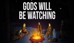 Gods Will Be Watching review logo