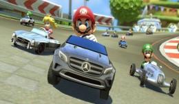 Mario Kart 8 Mercedes 2