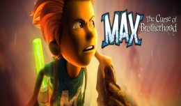 Max the curse of brotherhood Review Logo