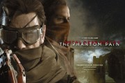 Metal Gear Solid V Phantom Pain Gamescom Logo