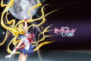 Sailor Moon Crystal Review Screen 1