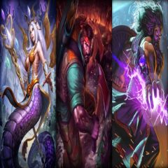 Gagnez des skins pour Nu Wa, Zeus et Ullr!