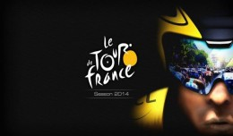 Tour de France 2014 Review Test Logo