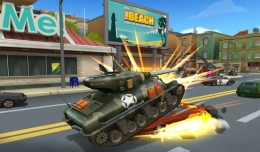 crazy taxi android tank