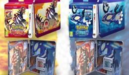 pokemon saphir alpha rubis omega collector