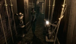 resident evil playstation 4 screen 1