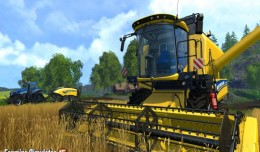 Farming Simulator Launch Screen 2