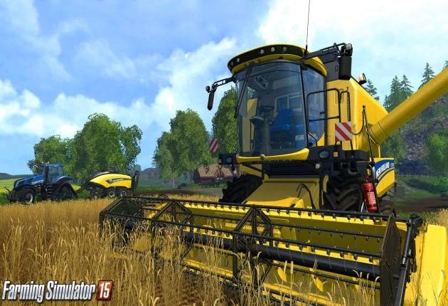 Farming Simulator Launch Screen 2