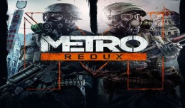 Metro Redux Review Logo