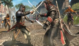 assassin's creed rogue confrontation