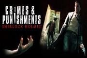 sherlock holmes crimes & punishments location logo