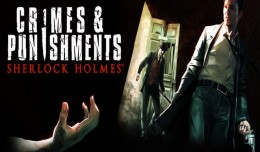 sherlock holmes crimes & punishments location logo
