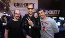 Call of Duty Advanced Warfare Celebrity PGW 08