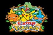 Camp Pokemon Logo