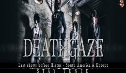 Dethgaze Tour Hiatus logo