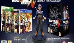 Dragon Ball Xenoverse Trunks Collector Edition Figurine