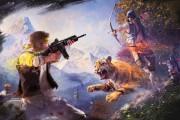 Far Cry 4 Batailles de Kyrat Logo