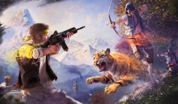 Far Cry 4 Batailles de Kyrat Logo