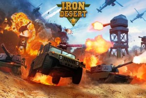 Iron Desert Review N-Gamz Logo