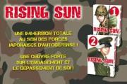 Rising Sun Komikku Sortie 1 et 2 logo final