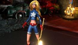 Stargirl infinite crisis logo