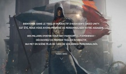 Unite assassin's creed unity