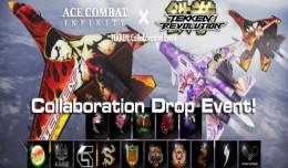 ace combat infinity tekken logo
