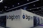big ben interactive stand logo